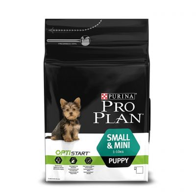 Pro Plan Küçük Irk Yavru Tavuklu Köpek Maması 3 kg