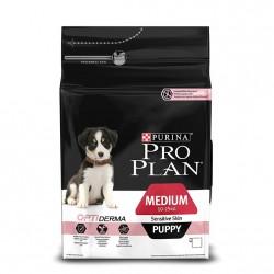 Pro Plan - Pro Plan Sensitive Somonlu Yavru Köpek Maması 3 Kg