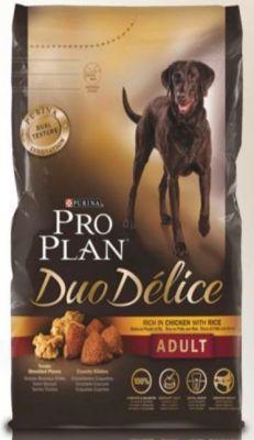 ProPlan Duo Delice Adult Sığır Etli Köpek Maması 2,5Kg.