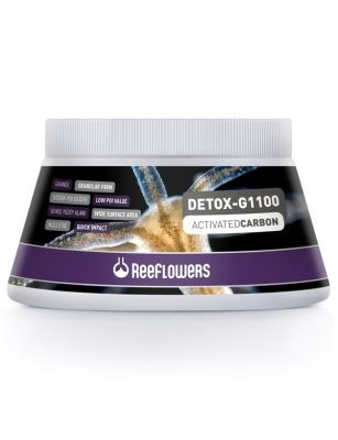 Reeflowers Detox-G 1100 Activated Carbon 1000 ML