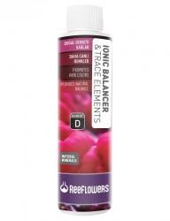 ReeFlowers - Reeflowers Ionic Balancer & Trace Elements - D 250 ML