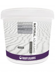 ReeFlowers - ​ReeFlowers Natural AquaSand Akvaryum Kumu 25Kg 0.5-1mm