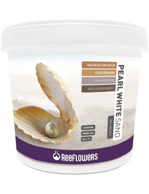 ReeFlowers Pearly White Sand Akvaryum Kumu 7Kg 1,5 mm