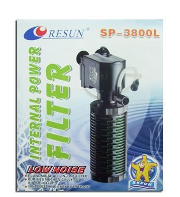 Resun SP-3800L İnternal Power Filter Akvaryum İç Filtre 2000 L/H