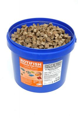 Rotifish Fd Tubifex Worms 100 Gr.