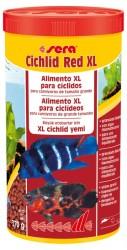 Sera - Sera Cichlid Red XL Granül Yem 1000 ML