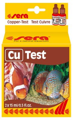Sera CU Bakır Test 15 ML