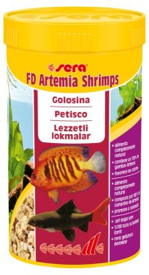 Sera Fd Shrimp (Artemia) 250 ML