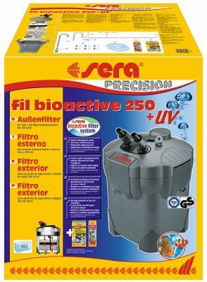 Sera Fil Bioactive 250+UV Dış Filtre 750Lt/Sa