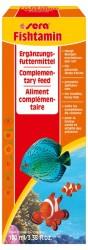 Sera - Sera Fishtamin Balık Vitamini 100 ML