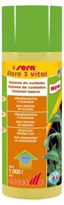 Sera Flore 3 Vital 250 ML Bitki Gübresi