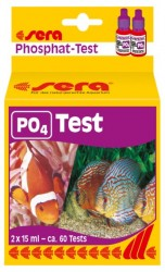 Sera - Sera Fosfat Po4 Test 15 ml