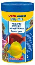 Sera - Sera Gvg-Mix Marin Flake Pul Yem 250 ML