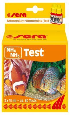Sera NH4/NH3 Test Amonyum / Amonyak-Testi 15 ml.