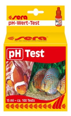 Sera Ph Test 15 ML 100 Ölçüm 4,5-9,0 PH