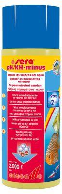 Sera pH/KH Minus 500 ML