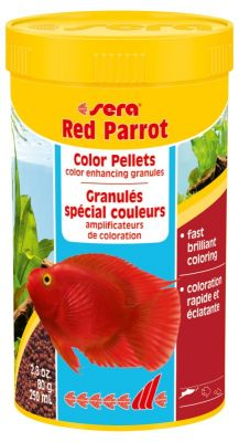 Sera Red Parrot Papagan Yemi 1000 ML