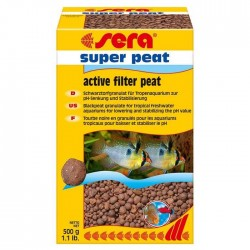 Sera - Sera Super Peat Torf 500 Gr
