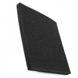 özelyem - Siyah Biyolojik Akvaryum Süngeri 50x25 cm