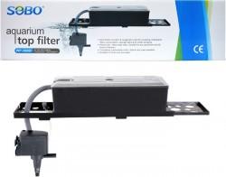 Sobo - Sobo WP 3880F Tepe Filtre 2500lt/Saat