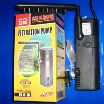 SunSun HJ-611B İç Filtre 6 Watt 450 lt/h