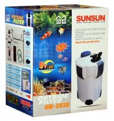 Sun Sun - Sunsun HW-303B Akvaryum Dış Filtre UV li 1400 Lt/S