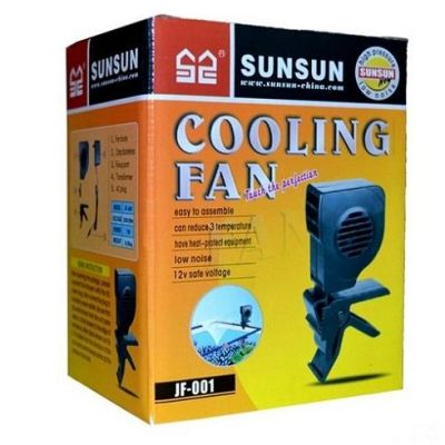 Sunsun JF-001 Akvaryum Su Soğutucu Fan