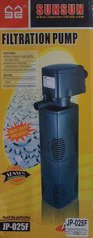 SunSun JP-025F Akvaryum İç Filtresi 1600Litre/S