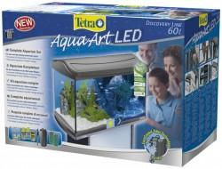 Tetra - Tetra Aquaart 60 L LED Cam Akvaryum