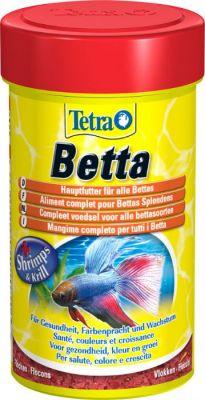Tetra Betta Pul Yem 100 ML