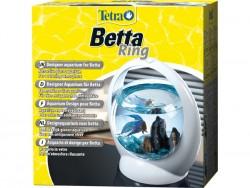 Tetra - Tetra Betta Ring Led Işıklı Beta Akvaryumu 1.8 Lt