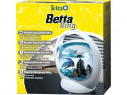 Tetra - Tetra Betta Ring Led Işıklı Beta Akvaryumu 1.8 Lt