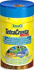 Tetra - Tetra Crusta Menu Karides ve Kerevit Yemi 100 ML