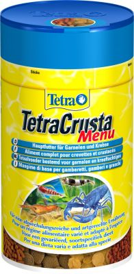 Tetra Crusta Menu Karides ve Kerevit Yemi 100 ML