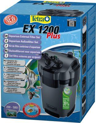 Tetra EX 1200 Plus Dış Filtre 1300Lt/Saat (Tam Dolu)