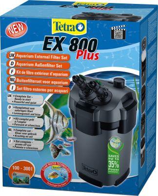 Tetra EX 800 Plus Dış Filtre 790Lt/Saat (Tam Dolu)