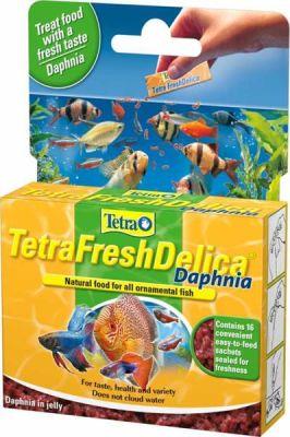 Tetra Fresh Delica Daphnia Su Piresi 48 Gr.