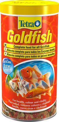 Tetra Goldfish Balık Yemi 1000 ML