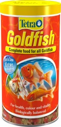 Tetra - Tetra Goldfish Balık Yemi 250 ML