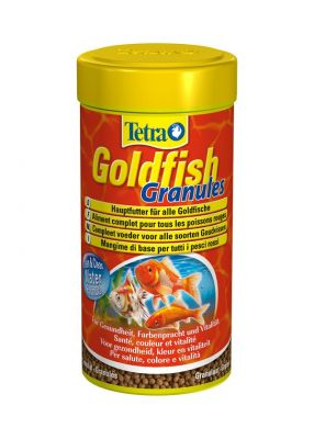 Tetra Goldfish Granules Balık Yemi 100 ML
