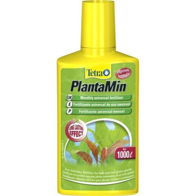 Tetra Plantamin Sıvı Bitki Gübresi 250 ML