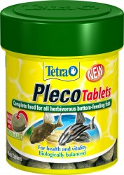 Tetra - Tetra PlecoMin 120 Adet Tablet Yem
