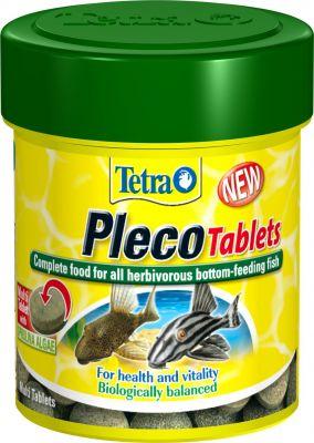 Tetra PlecoMin 120 Adet Tablet Yem