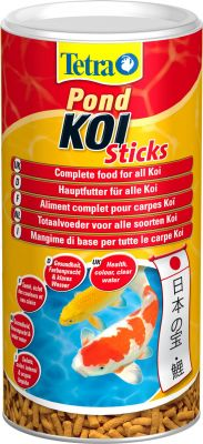 Tetra Pond Koi Sticks Kirmizi Japon Yemi 100 Gr.