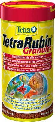 Tetra Rubin Granules Granül Renk Yemi 250 ML