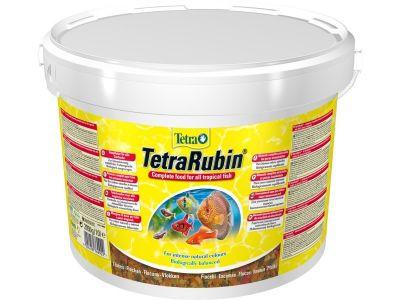 Tetra Rubin Pul Yem 10 Lt/ 2050 Gr.