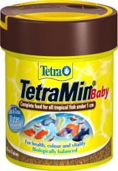Tetra - Tetra TetraMin Baby Yavru Balık Yemi 66ML