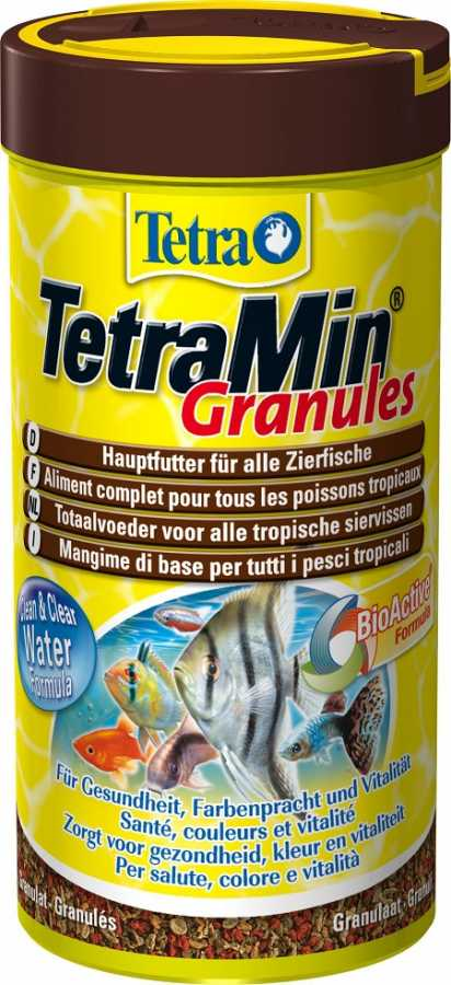 Корм для рыб tetramin crisps xl, 500 мл