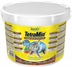 Tetra - Tetra Tetramin Pul Balık Yemi 10 lt / 2100 Gr.