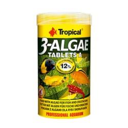 Tropical - Tropical 3-Algae Tablets A 100 Adet